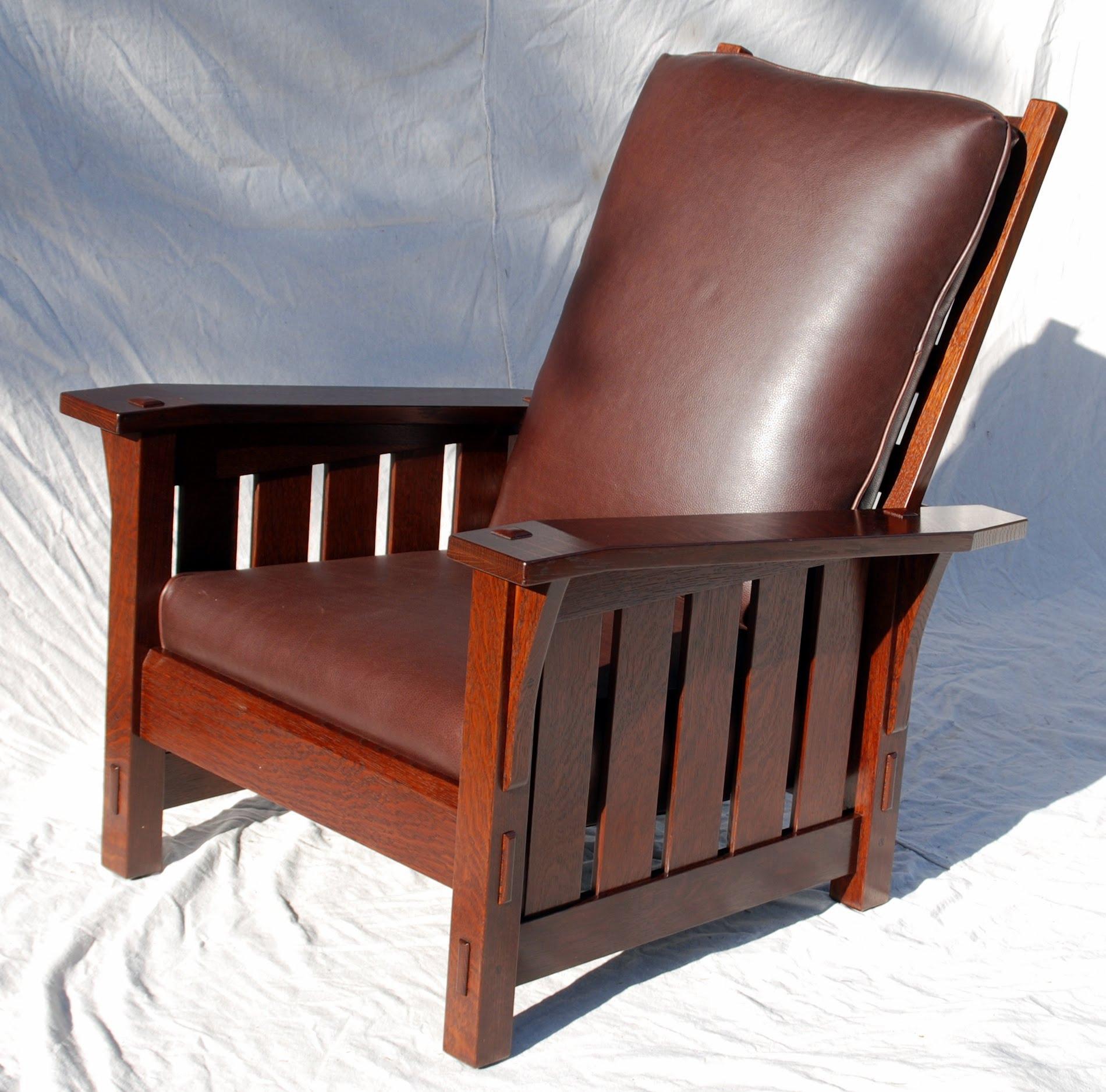 Remarkable Voorhees Craftsman Mission Oak Furniture Gustav Stickley Machost Co Dining Chair Design Ideas Machostcouk