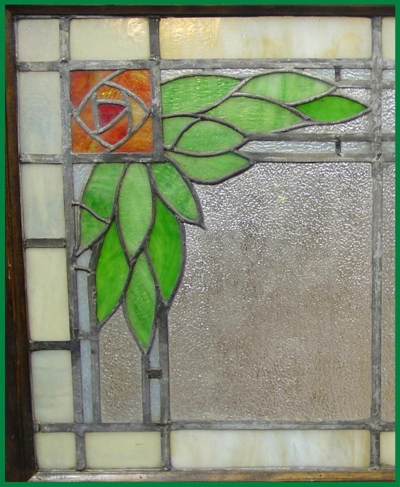 Regret, but asian style stained glass