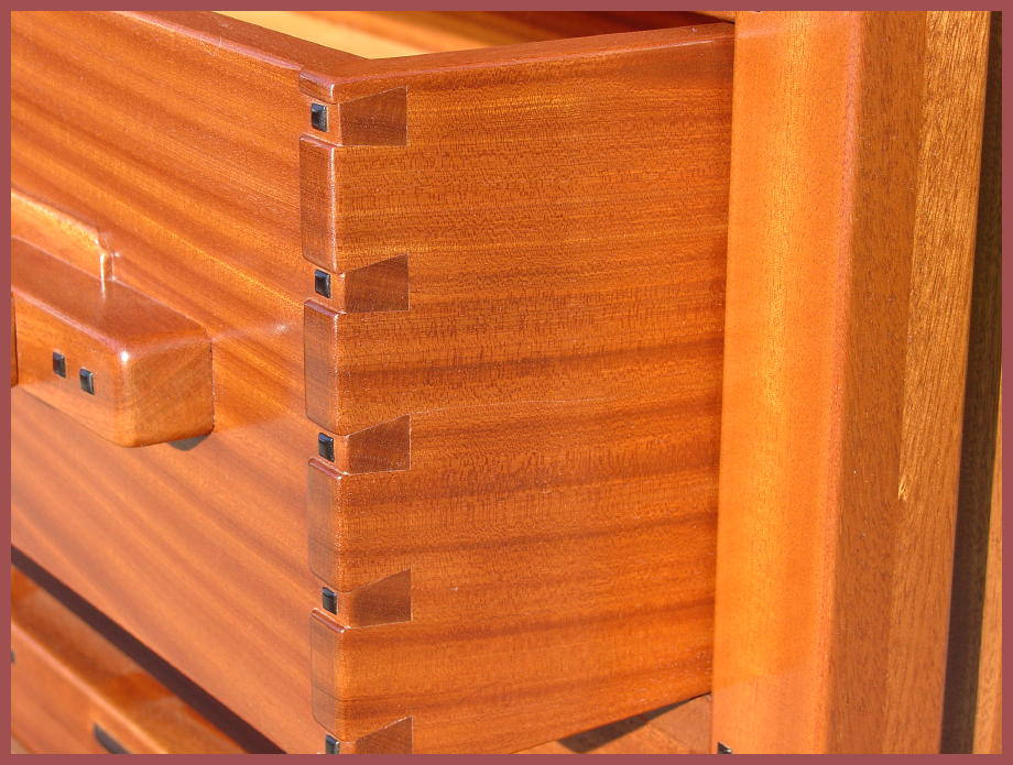 Voorhees Craftsman Mission Oak Furniture Item