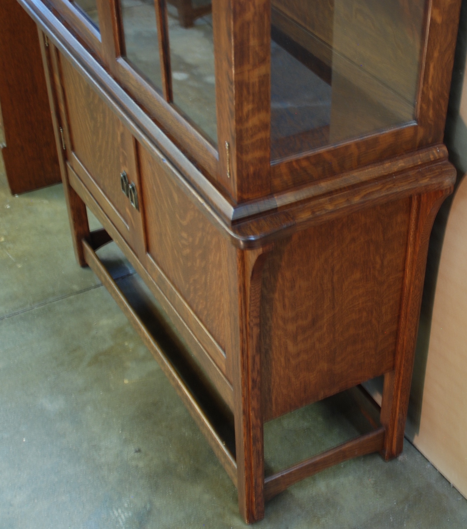 Voorhees Craftsman Mission Oak Furniture - Lifetime Furniture ...