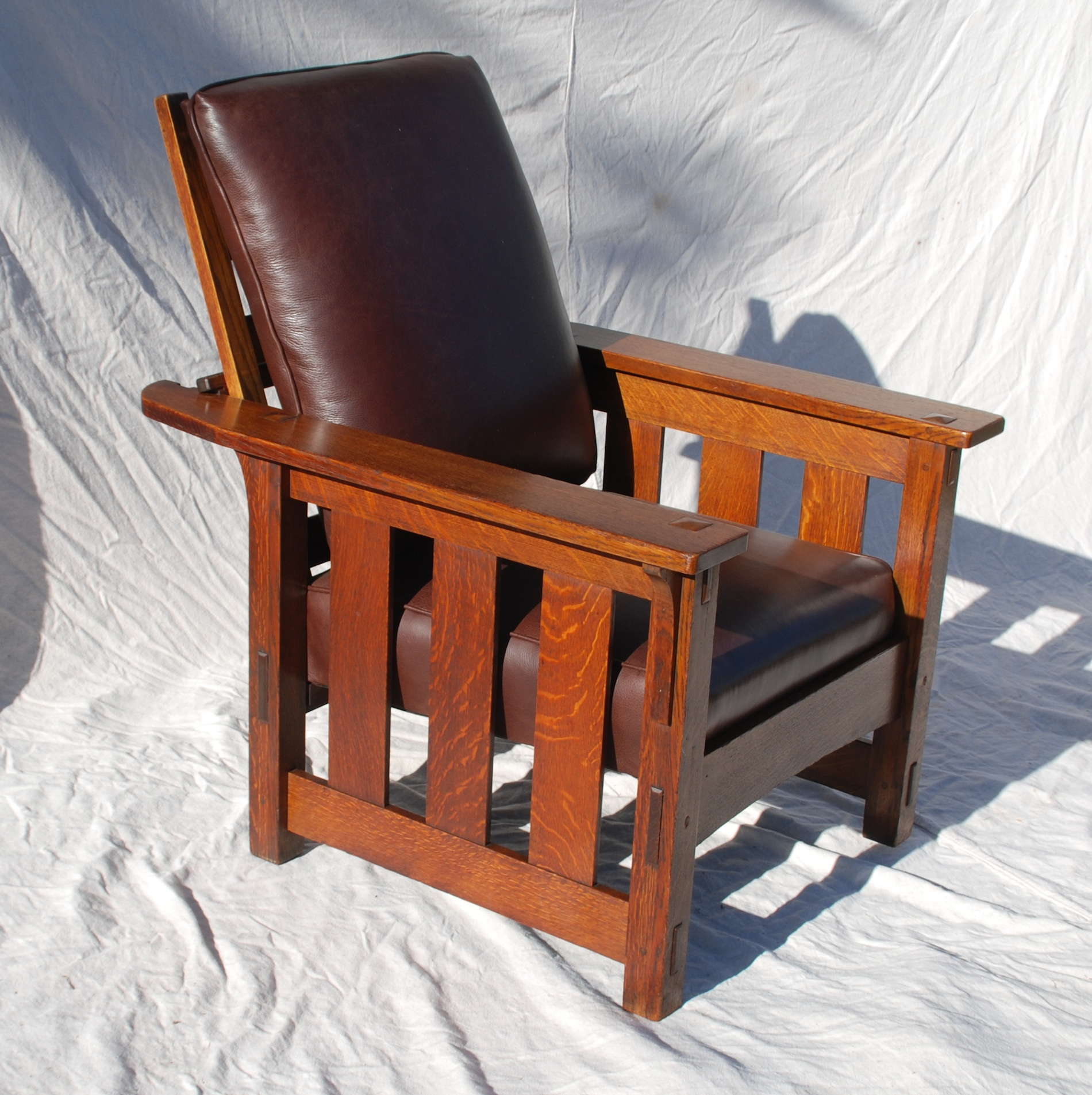 Delightful Lifetime Furniture Company , Grand Rapids Bookcase And Chair Co. Morris  Chair
