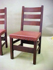 Single Chair from Set.