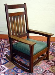Matching Rocking Chair.