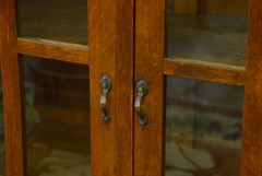 Original Stickley Brothers hardware.