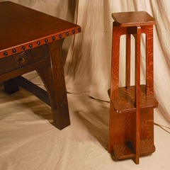 Accurate Replica Rare Charles Limbert Plant Stand
