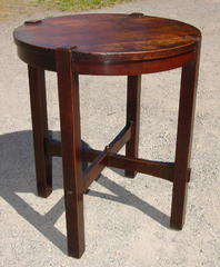 Gustav Stickley Early Lamp Table