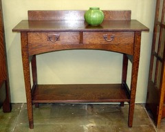 Accurate Replica Gustav Stickley Harvey Ellis Server