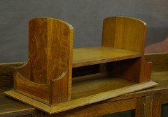 Rare Limberts Book Rack in original finish, signed.