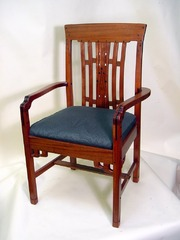 Greene and Greene Style Chair