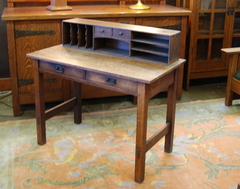 L & J G Stickley Writing Desk