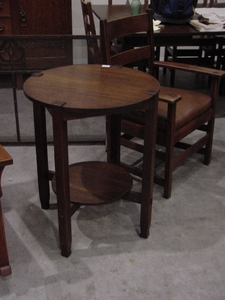 Stickley Brothers Lamp Table