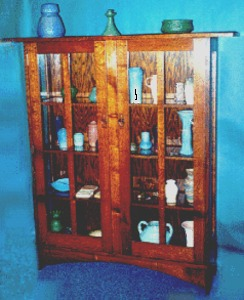 Two Door China Cabinet / Display Cabinet.