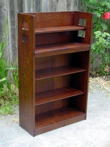Accurate Reproduction Limbert Open Bookcase