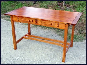 Greene and Greene Inspired Table-Desk