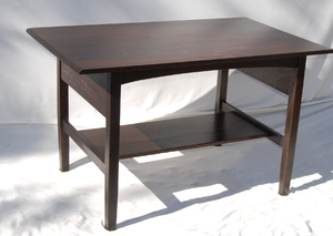 Original Gustav Stickley Harvey Ellis Rare Library Table 1903